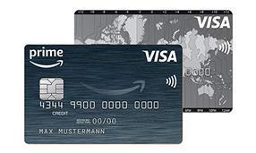 Amazon Visa Karte